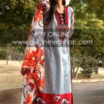 Latest Gul Ahmed Summer Lawn Prints 2012 Volume 2 021