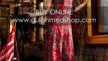 Latest Gul Ahmed Summer Lawn Prints 2012 Volume 2 025