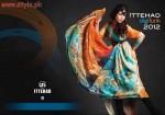 Latest Ittehad Summer Digital Prints For Women 2012 009