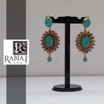 Latest Jewelery Collection By Rabia J 2012-002