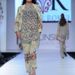 Latest Komair Rokni Spring Summer Collection 2012-010