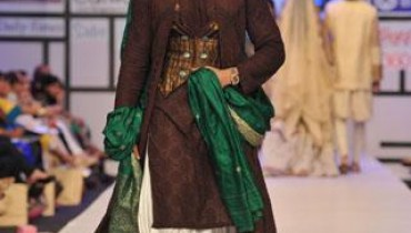 Latest Kuki Concept Wedding wear at FPW 2012-012