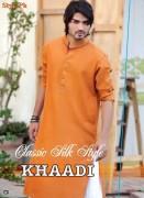 Latest Kurta Shalwar Collection For Men By Grace Fabrics 2012-009