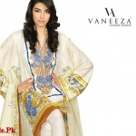 Latest LAwn Prints by Vaneeza For Summer 2012-006