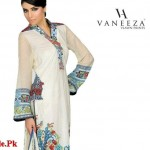 Latest LAwn Prints by Vaneeza For Summer 2012-007