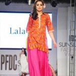 Latest Lala Textiles Summer Collection For Women 2012-013
