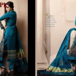Latest Lawn Collection For Summer by Firdous CLoth Mills 2012-009