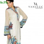 Latest Lawn Collection For Summer by Vaneeza Ahmed 2012-016