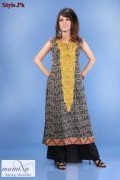 Latest Munaza Summer Lawn Dresses For Women 2012-010