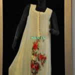 Latest Nauratan Casual wear Summer Dresses 2012-006