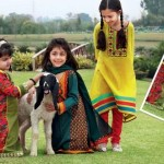Latest Nisha by Nishat Linen Casual Wear Collection 2012-012
