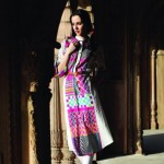 Latest Paressa Lawn For Summer 2012 By Chen One-014