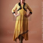 Latest Party Wear Dresses 2012 For Women by NazJunaid 2