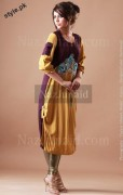 Latest Party Wear Dresses 2012 For Women by NazJunaid 3
