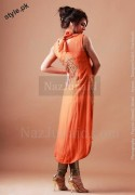 Latest Party Wear Dresses 2012 For Women by NazJunaid 5