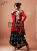Latest Party Wear Dresses 2012 For Women by NazJunaid 8