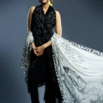 Latest Party wear Dresses For Women By Resham Ghar 2012-004