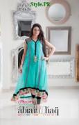 Latest Preeto by Abrar-Ul-Haq Summer Dresses 2012-004
