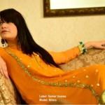 Latest Samer Usama Summer Fashion Dresses 2012-005