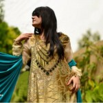 Latest Samer Usama Summer Fashion Dresses 2012-008
