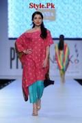 Latest Sania Maskatiya Dresses At Sunsilk Fashion Week 2012-013