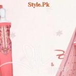 Latest Silk & Thread Summer Lawn Prints 2012-006