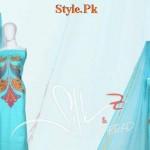 Latest Silk & Thread Summer Lawn Prints 2012-008