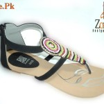 Latest Summer Casual Wear Slippers by Zonah's For Women 2012-005