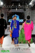 Latest Summer Collection For Men & Women by Ali Xeeshan 2012-010