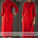 Latest Summer Collection For Women By Daaman 2012-003