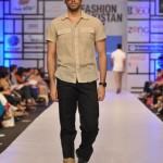 Latest Tayyab Bombal Formal Wear Collection At FPW 2012, Day 2-009