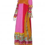 Latest Zahra Ahmed Party wear Collection For Summer 2012-004