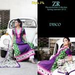 Lawn Collection For Summer by Zayn Rashid 2012-004
