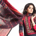 Mausummery By Huma Adnan New Lawn Prints For Summer 2012-001