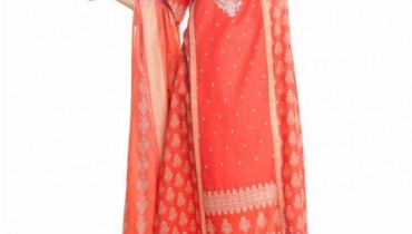 Mausummery By Huma Adnan New Lawn Prints For Summer 2012-005