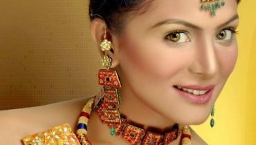 Pakistani Bridal Fashino Jewellery Designs 2012 by Ruby Jewellers 1