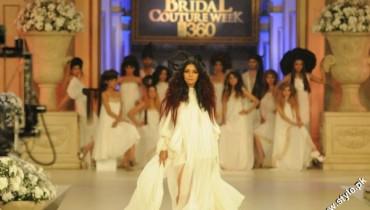 Pantene Bridal Couture Week 2012 day 1, 1