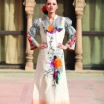 Pareesa Lawn Prints For summer By Chen One 2012-008