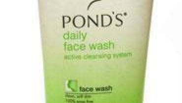 Ponds-face-wash
