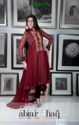 Preeto by Abrar-Ul-Haq Party Wear Dresses For Women 2012-006
