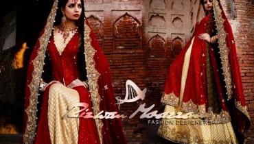 Rizwan Moazzam Latest Wedding Wear Collection For women 2012 012