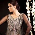 Saadia Mirza Virtues Latest Spring Summer Party Dresses 2012 3