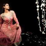 Saadia Mirza Virtues Latest Spring Summer Party Dresses 2012 7