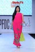 Sania Maskatiya At PFDC Sunsilk Fashion Week 2012, Day 4-001