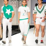 Sporty Outfits Showcased By Ammar Belal In PFDC Sunsilk Fashion Week 2012 Day 02