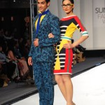 Sporty Outfits Showcased By Ammar Belal In PFDC Sunsilk Fashion Week 2012 Day 05