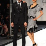 Sporty Outfits Showcased By Ammar Belal In PFDC Sunsilk Fashion Week 2012 Day 06