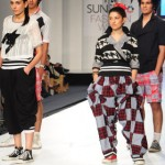 Sporty Outfits Showcased By Ammar Belal In PFDC Sunsilk Fashion Week 2012 Day 07