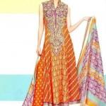 Vaneeza Ahmed Latest Summer Lawn Prints 2012-010