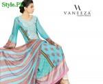 Vaneeza Ahmed Latest Summer Lawn Prints 2012-011
